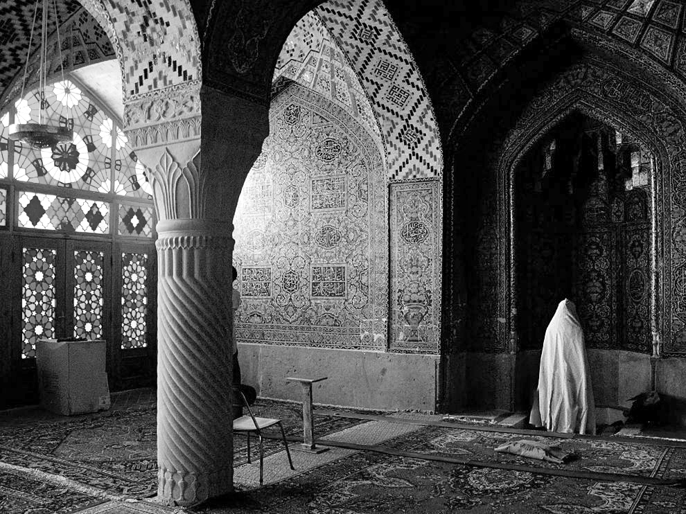 On Women Praying in the Mosque