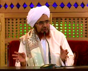 Habib Umar at Dowra 2014