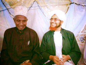 Habib Umar and Sharif Muhammad