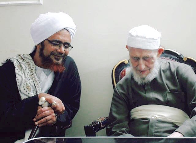 The Loss of Shaykh Shukri al-Luhafi