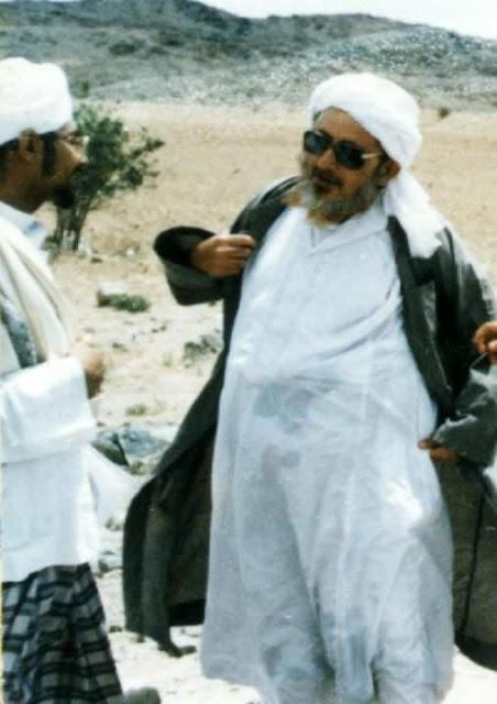 Times with Habib Muhammad al-Haddar: Reminiscing