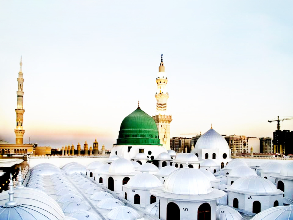 Advice for Visitors to Makkah and Madinah